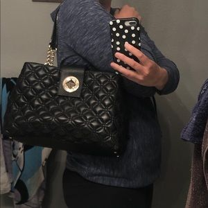 Authentic Kate Spade Quilted Purse